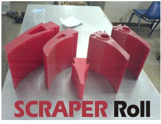 scraper-roll